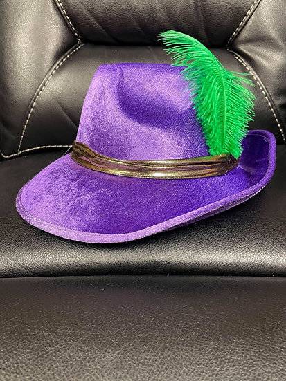 Godfather Pimp Hat to be signed