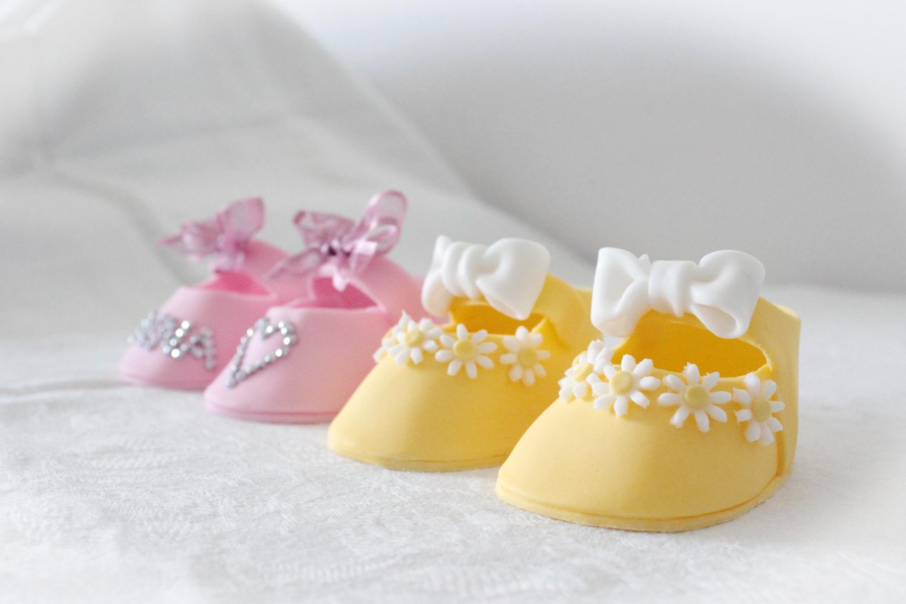 Shoes pasta di zucchero