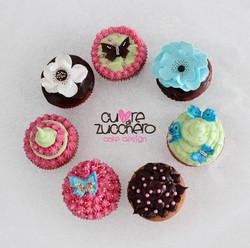 Cupcake colorati