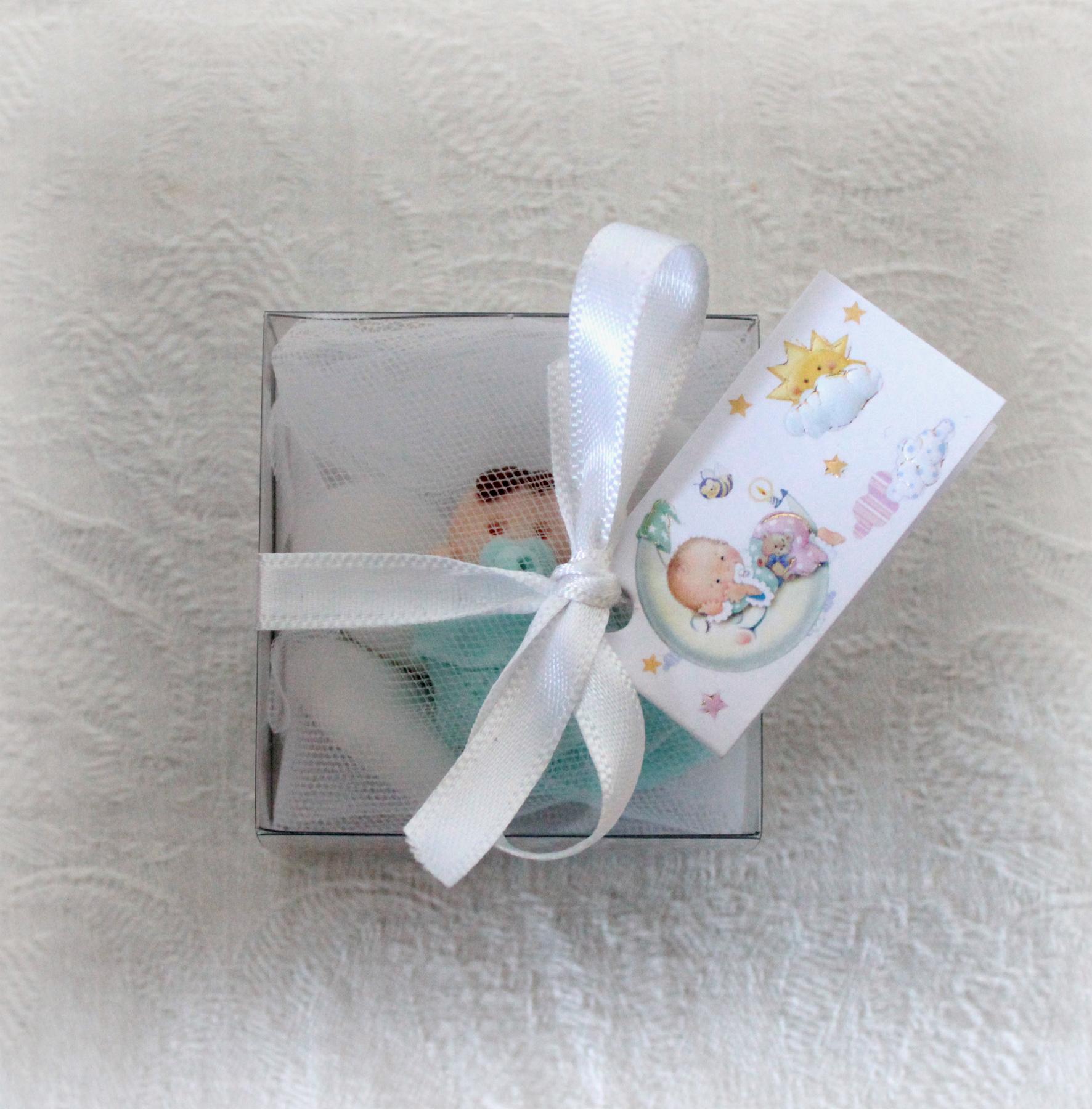 Bomboniera nascita battesimo