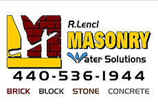 Northeast ohio masonry, Lencl Masonry, Basement waterproofing, restoration