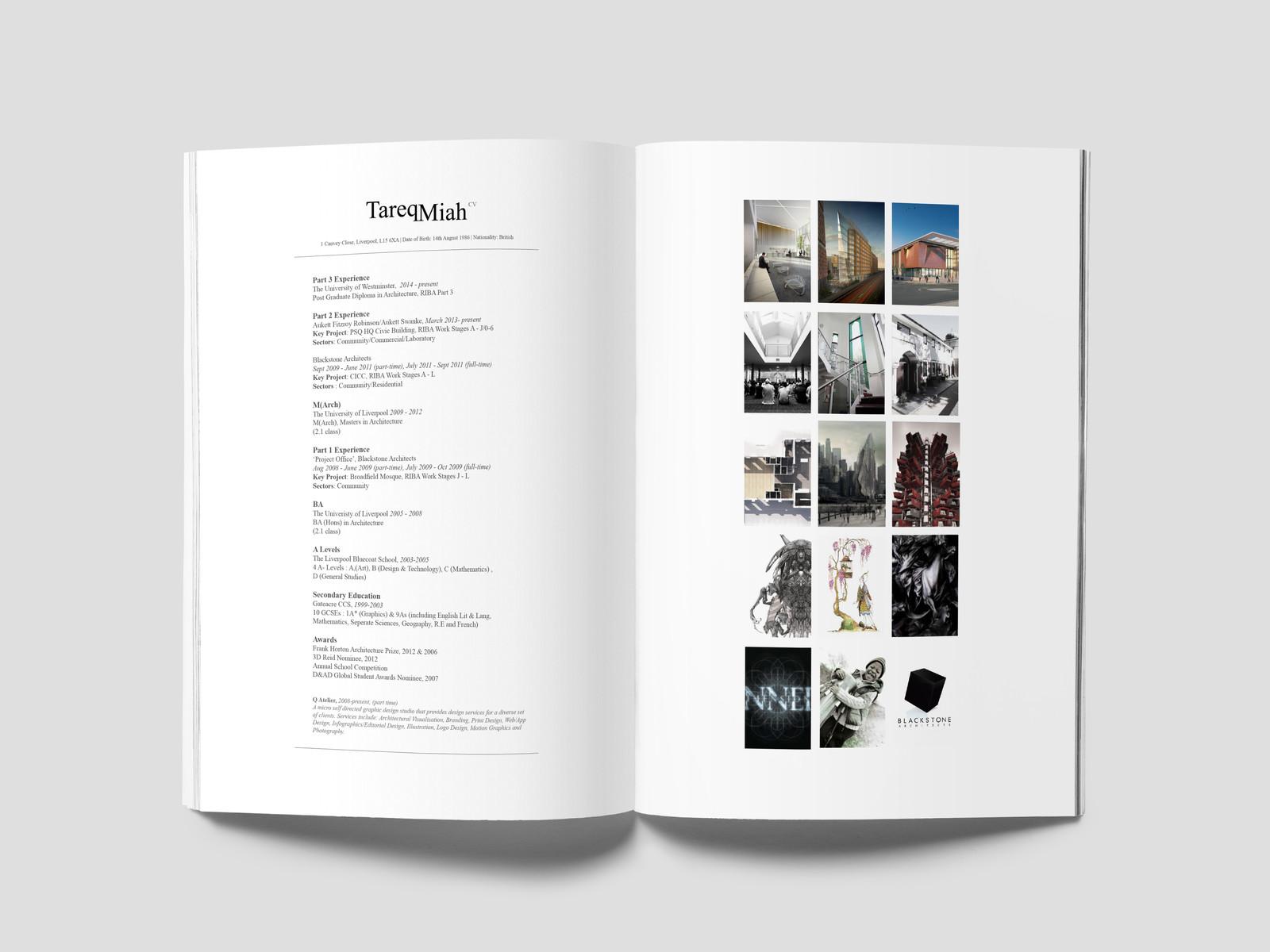 Part 3 Case Study   Tareq Miah   Architect & Designer
