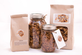 Krunch Kitchen Granola