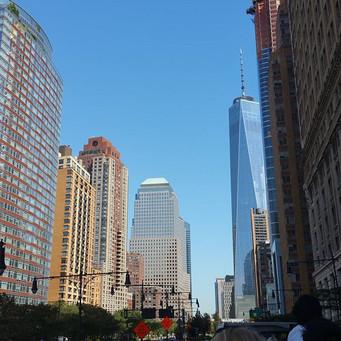 #oneworldtradecenter #NYC #fidi