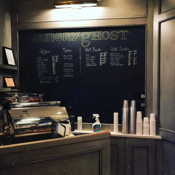 Hungry Ghost, Brooklyn, NY
