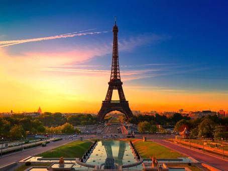 2020 London & Paris Group Getaway! Reserve Your Spot Today!