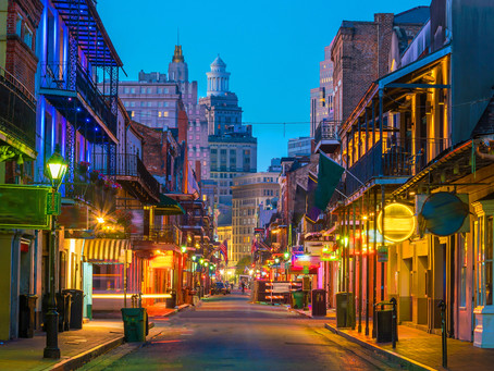 Visit New Orleans with us...