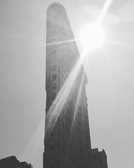 Flat Iron Building #NYC