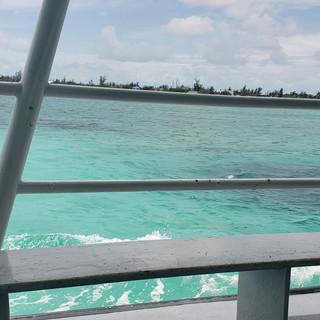 Private Island excursion - Nassau, Bahamas