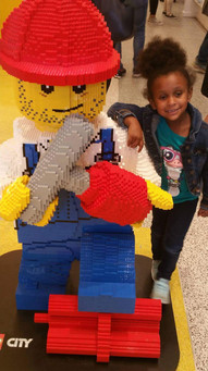 Lego Store, NYC