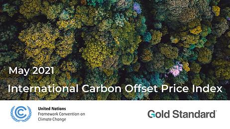 International Carbon Offset Price Index(