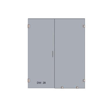 Estate Door & Panel