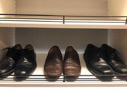 Oil Rubbed Bronze Shoe Fence