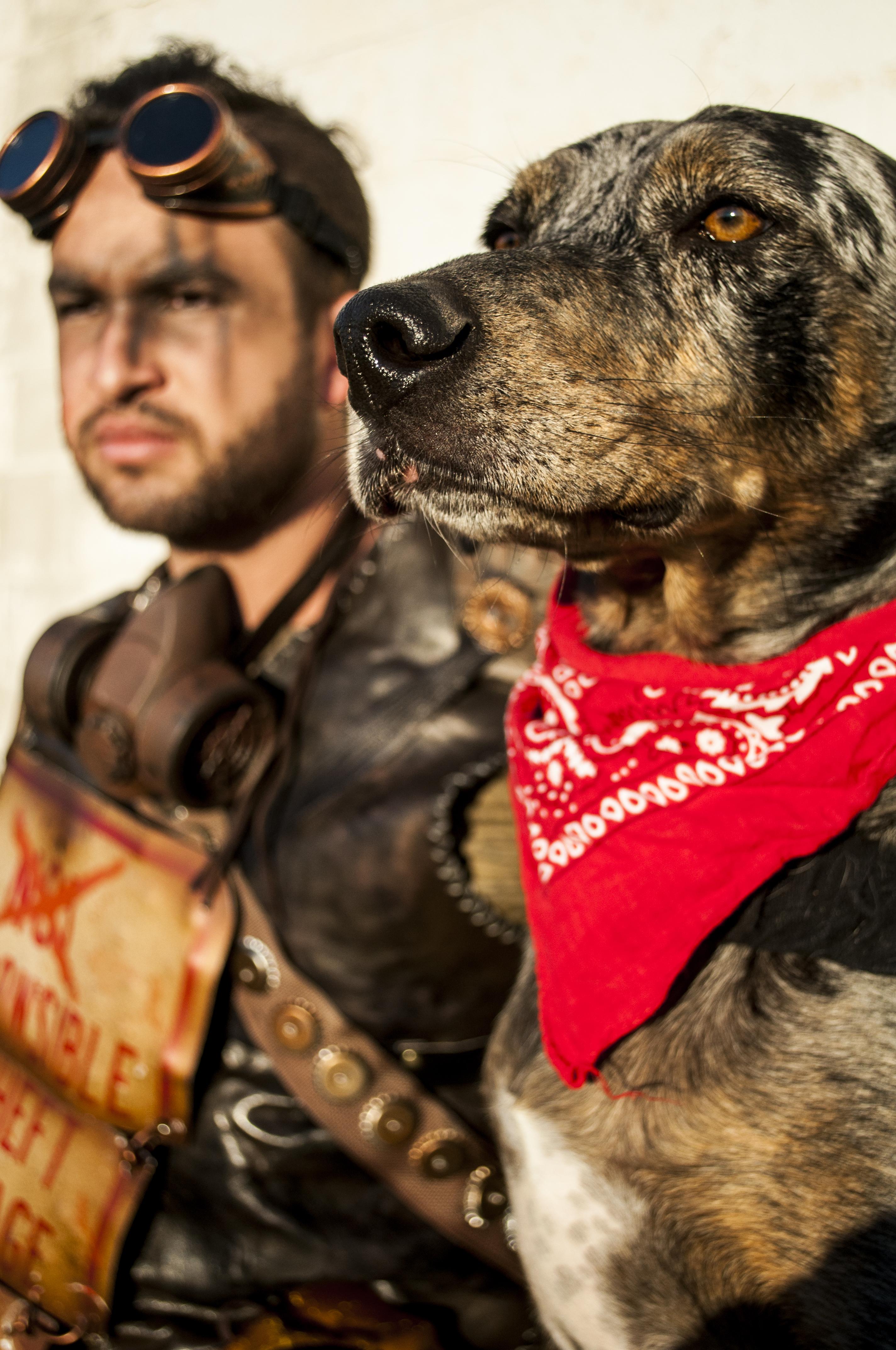 Raider & Pup