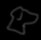 Indigo Hound Logo Round B&W 2.png