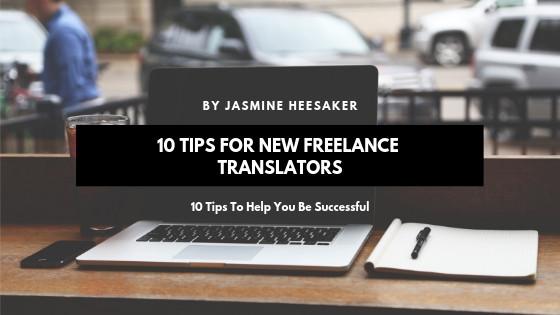 Tips For Starting A Career In Freelance Translation