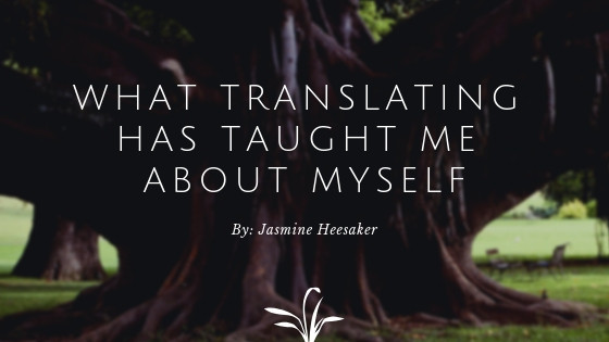 Learning About Yourself Through Translating