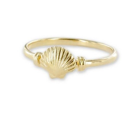 Bague Coquillage