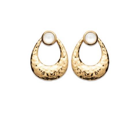 Boucles d'oreilles Ninon
