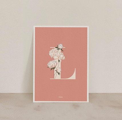 Carte L (Love)