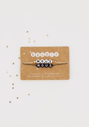 Bracelets Duo Bbuble NOUS