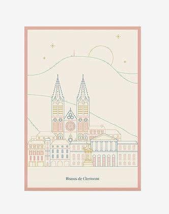 Carte postale Clermont-Ferrand