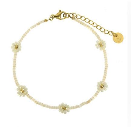 Bracelet Marguerites