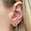 Thumbnail: Boucles d'oreilles Soleil
