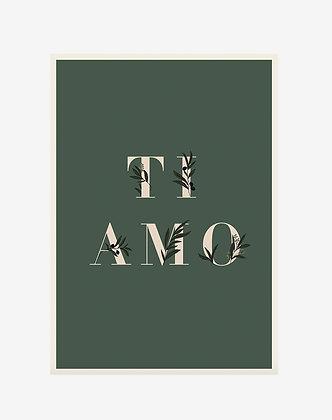 Carte Ti amo