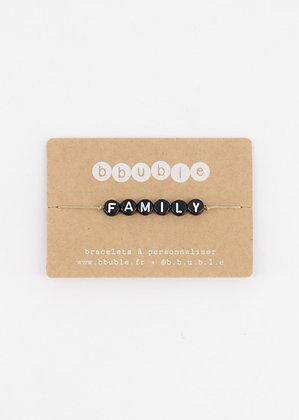 Bracelet Bbuble Homme FAMILY