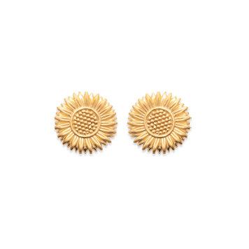 Boucles d'oreilles Sunflower