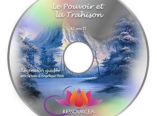 MP3 CD le pouvoir et la trahison.jpg