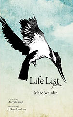 Life List by Marc Beaudin