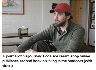 In the News: Author interview with Video