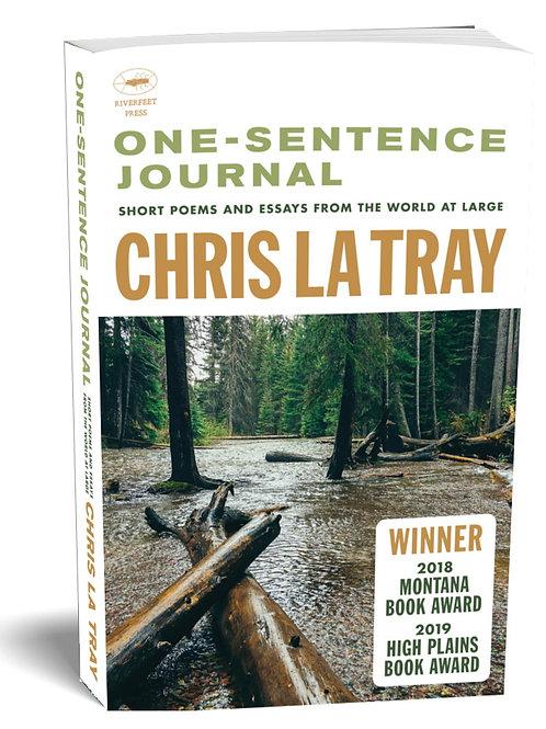One-Sentence Journal