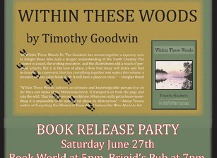 Book Release: WITHIN THESE WOODS
