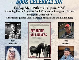 BOOK EVENT: Tom Harpole & Friends