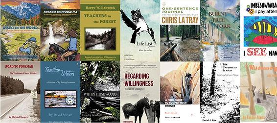 Riverfeet Press Books