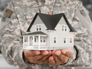 Vet Realtor Pulls Alarm On Plan To Fund 'Blue Water' Navy Bill. VA Mortgage For People With