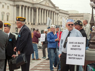 House Approves Benefits for Blue Water Navy Veterans. VA Mortgage For People With Bad Credit | VA Ho