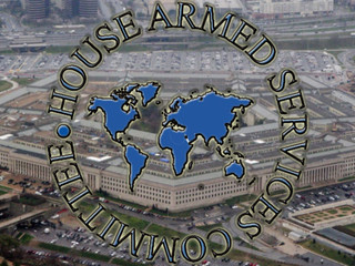 House Panel Pluses Up Defense Policy Bill But Squeeze is Coming