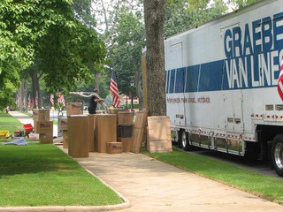 Budget Woes Mean Less Lead Time for Military Family Moves