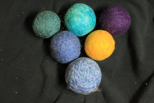 Wool Dryer Balls 3pk