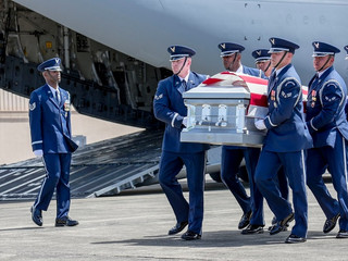 Military death benefits won't be stopped by government shutdowns anymore