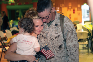 5 Top Military Spouse Benefits