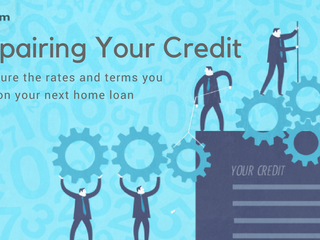Finding solutions that provide fast credit repair for mortgage approval