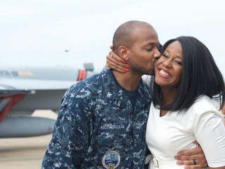 """Navy sailor, wife featured on """"House Hunters"""" buying home in Newport News"""
