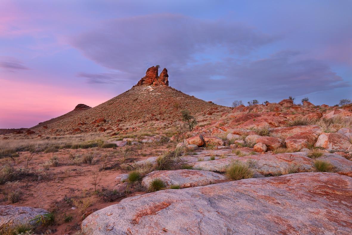 150122-249 Turtlehead rock dusk