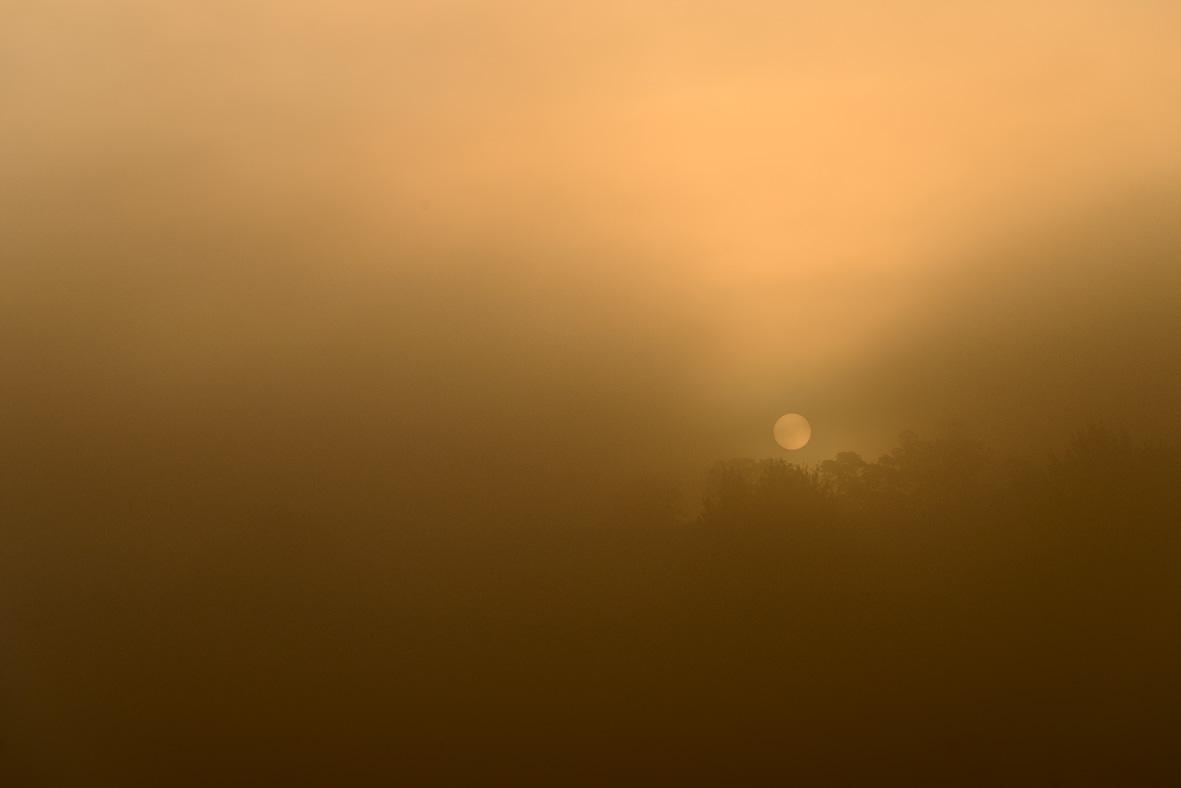 151002-75 Sunrise through Fog