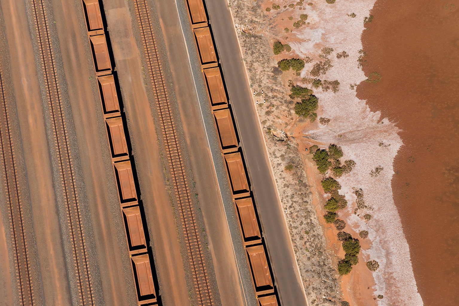 140613-133-Empty-Ore-Cars-Aerial